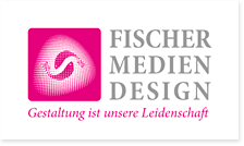 logo fischer mediendesign